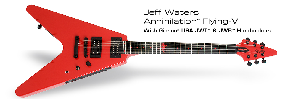 Jeff Waters Annihilation-V: