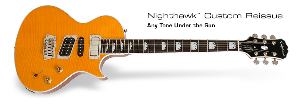 Nighthawk Custom Reissue: