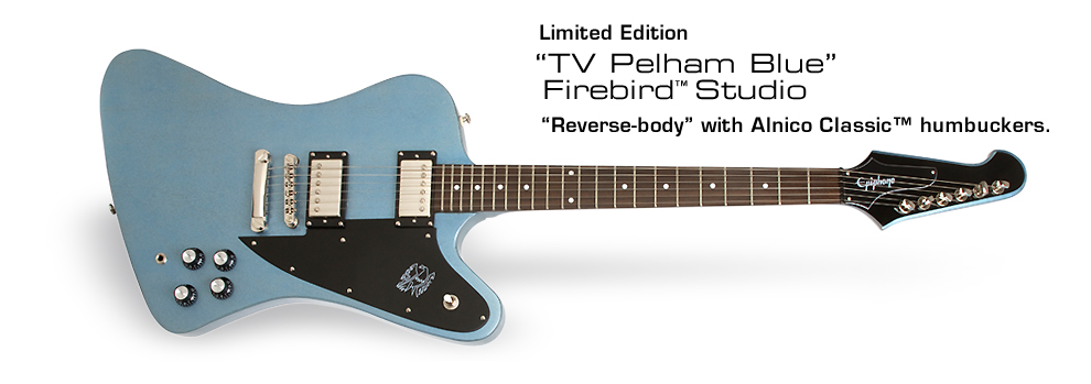 TV Pelham Blue Firebird Studio: