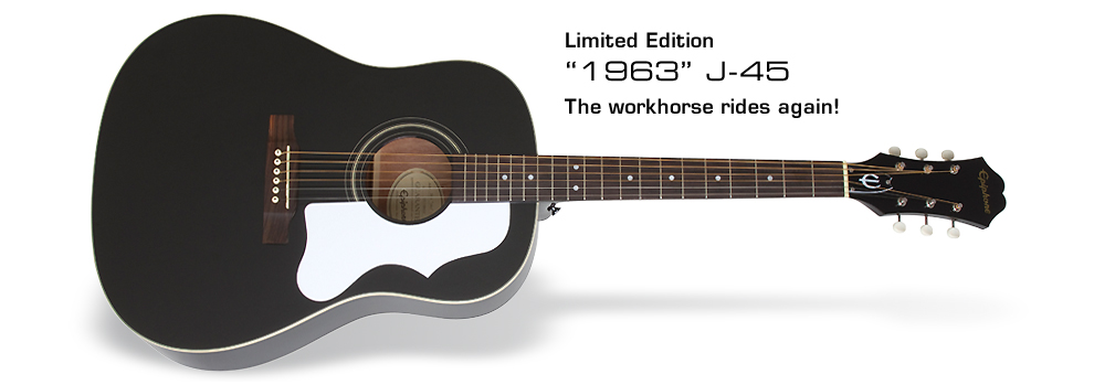 Ltd. Ed. 1963 J-45: The workhorse rides again!