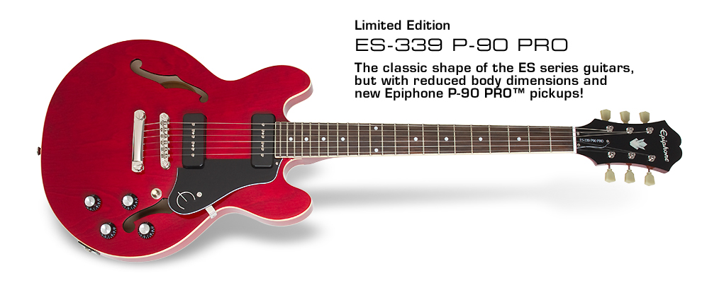 Epiphone cherry casino