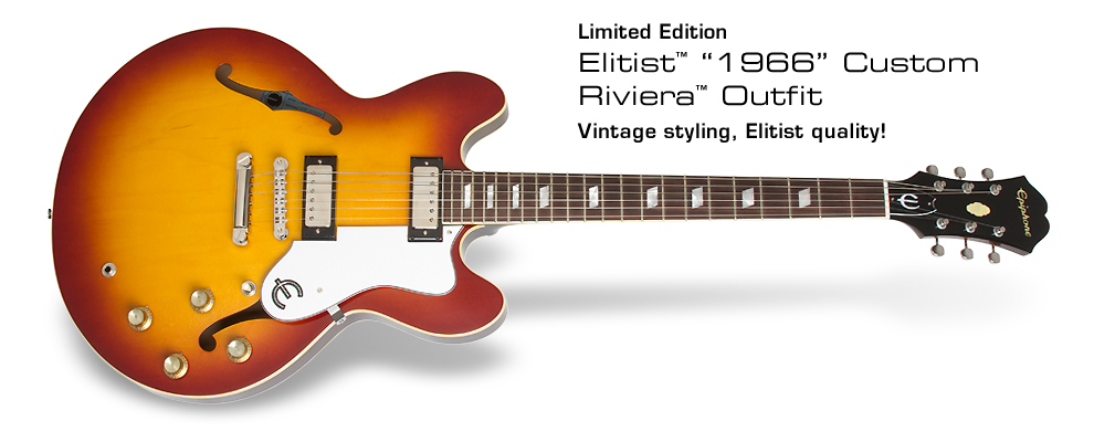 "Ltd. Ed. Elitist ""1966"" Custom Riviera: Vintage styling, Elitist quality!"