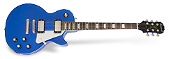 Ltd. Ed. Les Paul Standard Blue Royale
