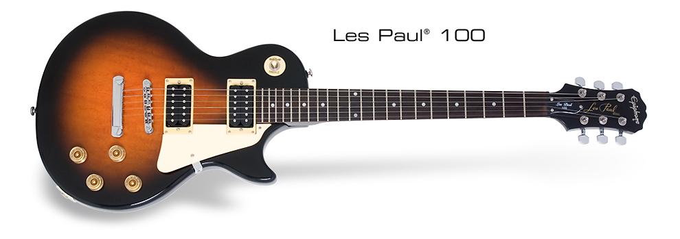 Les Paul 100: