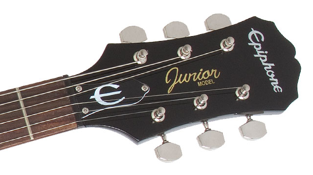 and, the les paul junior also comes with epiphone's heavy-duty non-rotating  output jack for years of reliable performance