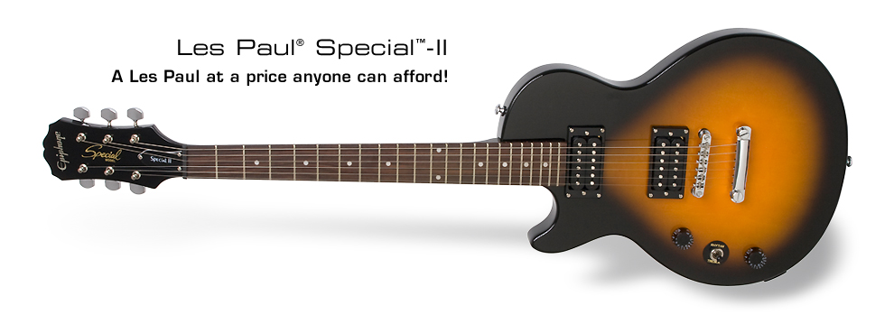 epiphone les paul special ii left handed. Black Bedroom Furniture Sets. Home Design Ideas