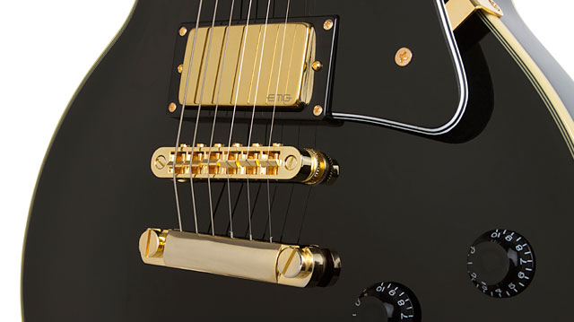 Ltd Ed Bjorn Gelotte Les Paul Custom Outfit