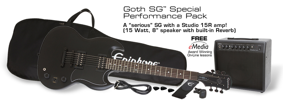 Goth SG Performance Pack: