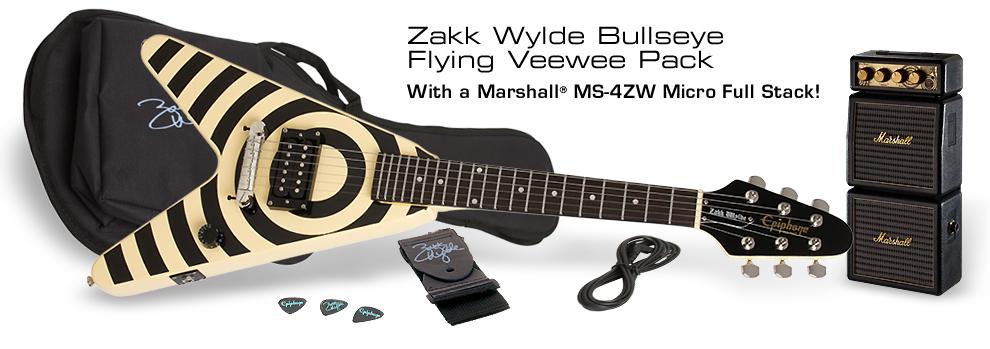 Zakk Wylde Bullseye VeeWee Pack: