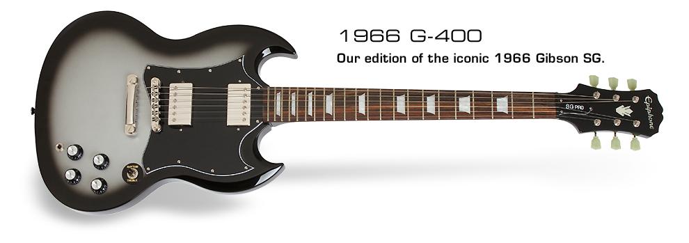 1966 G-400: