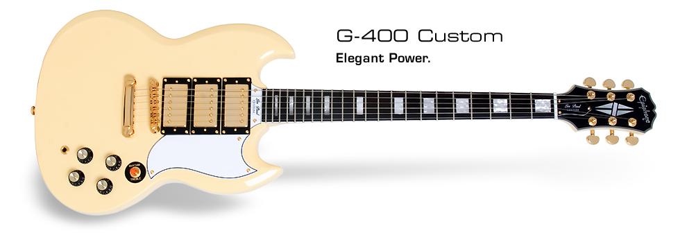 G-400 Custom: