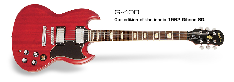 Worn G-400: