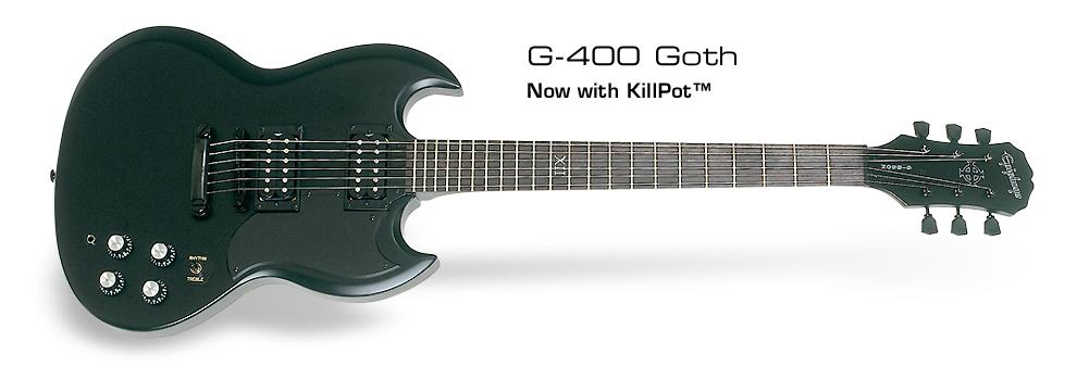 Goth G-400: