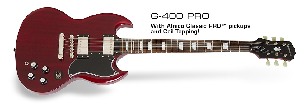 G-400 PRO: 