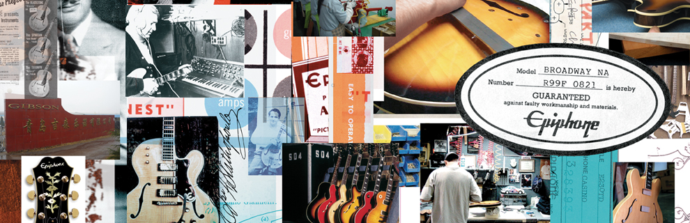 Guitarras: Epiphone Korea Vs. Epiphone China